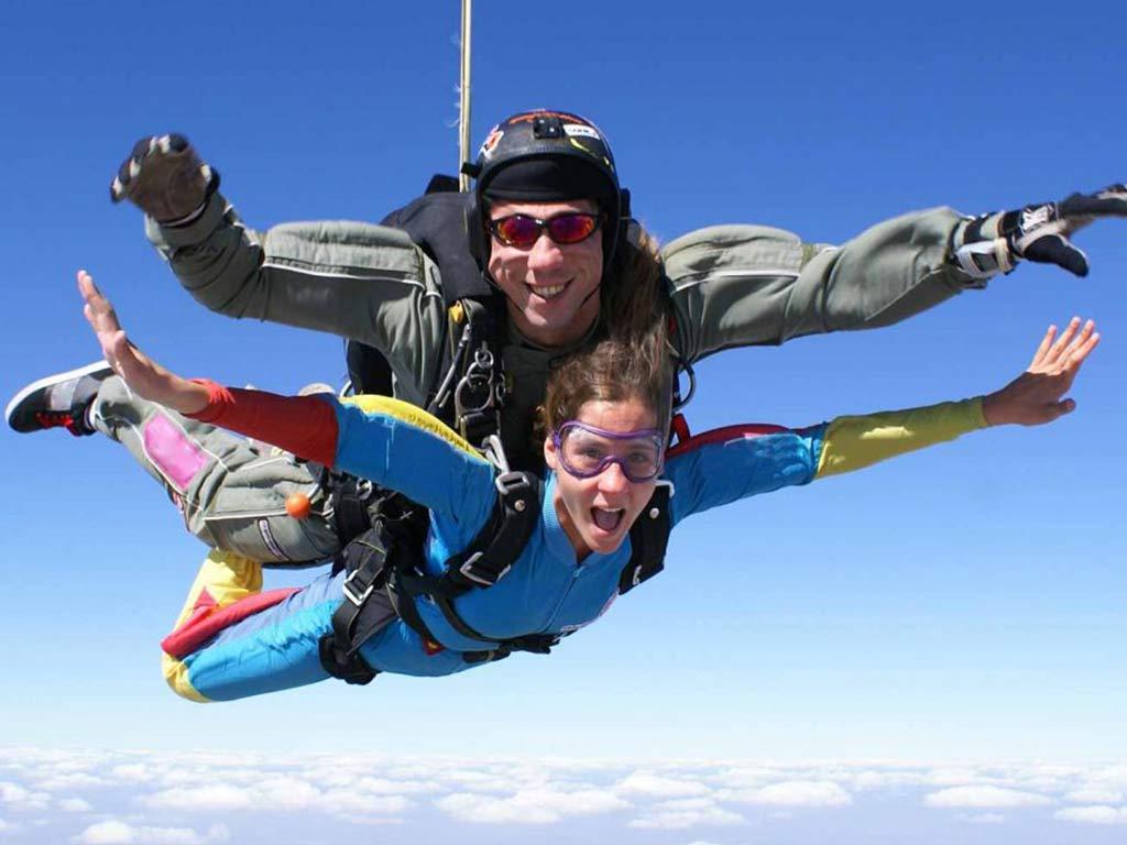 Manuel Antonio Sky Diving