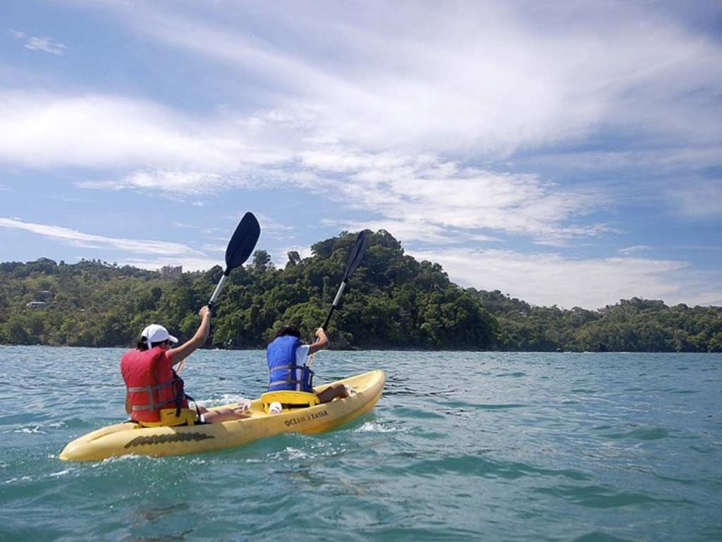 Sea Kayak Manuel Antonio