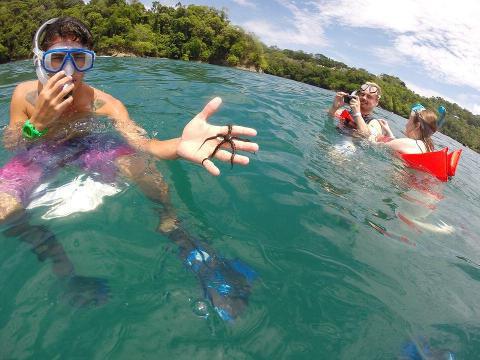 Snorkel Manuel Antonio